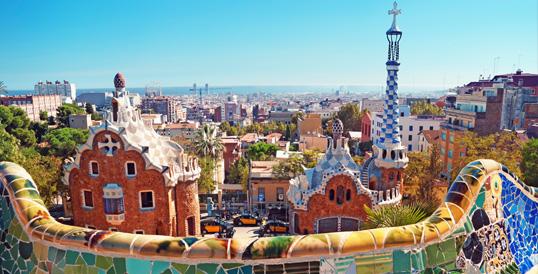 Guía de barrios, Barcelona