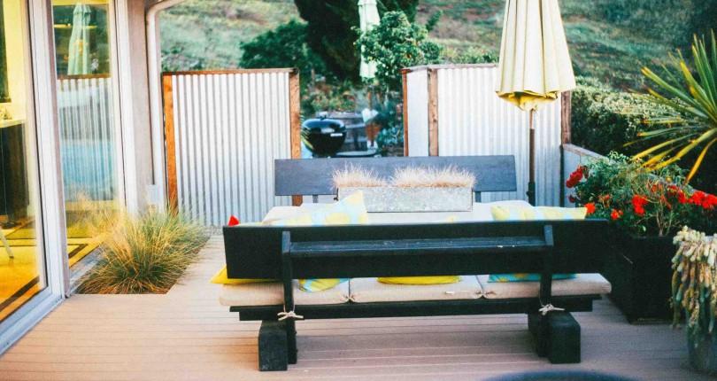 El calor trae mosquitos, que no te impidan salir a la terraza