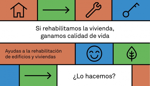 ¿Conoces las ayudas a la rehabilitación en Barcelona?