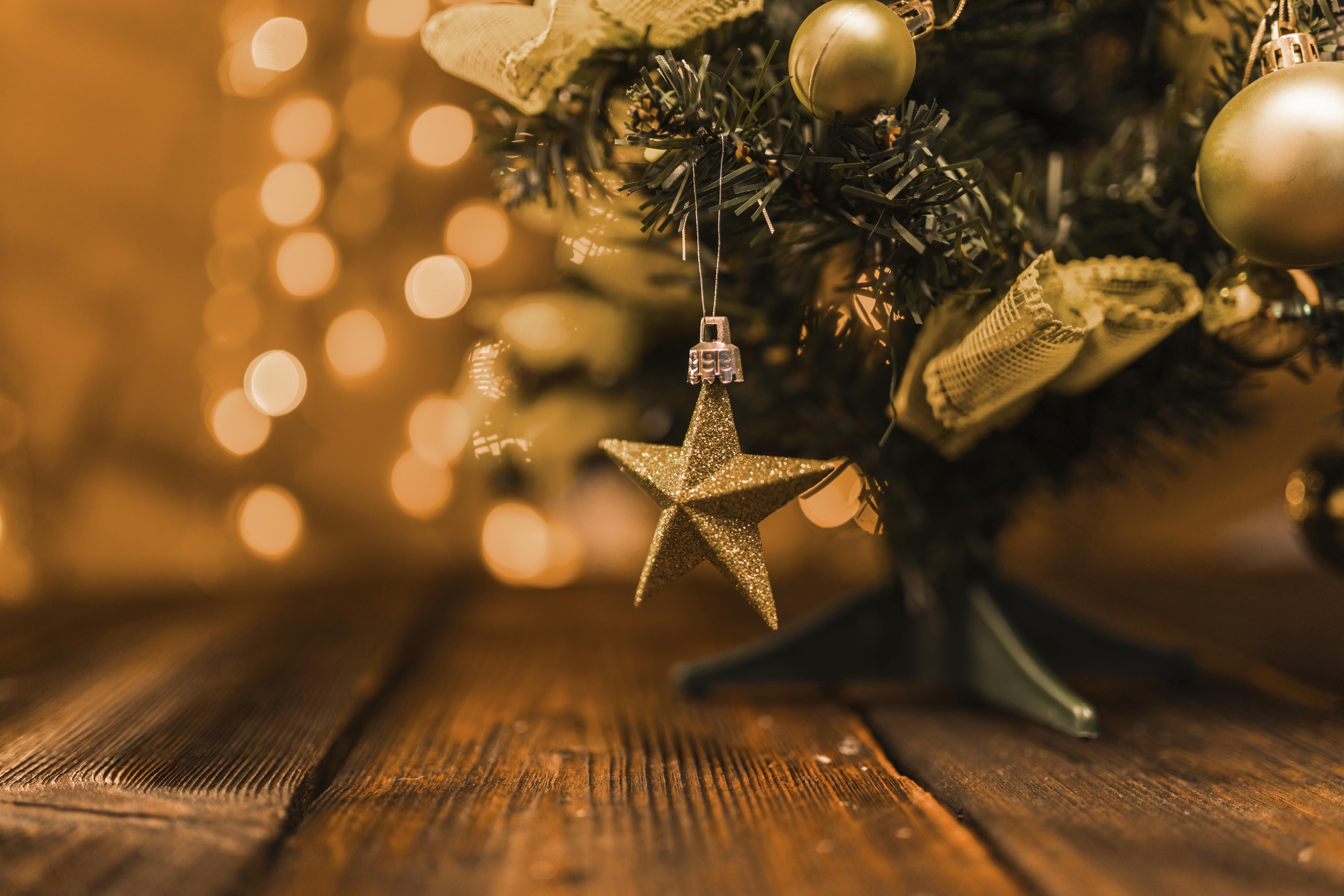 El árbol de Navidad en 2019