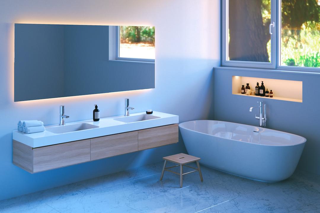 El baño, el gran olvidado de la decoración