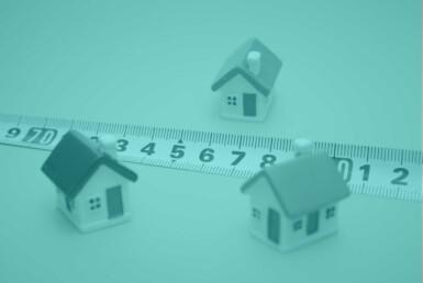 medir casas